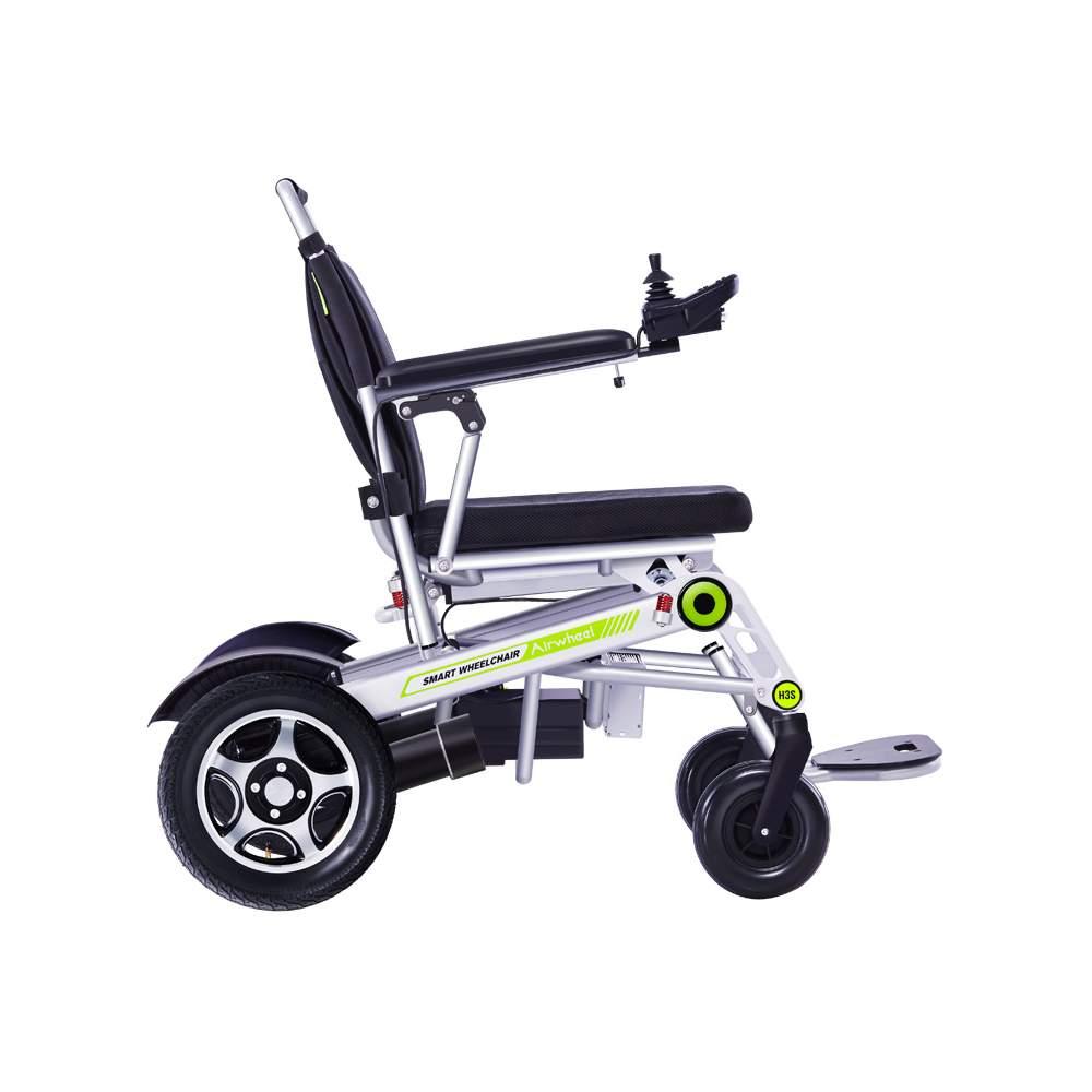 Silla de ruedas electrica de aluminio h3s - Precios sillas de ruedas electricas ...
