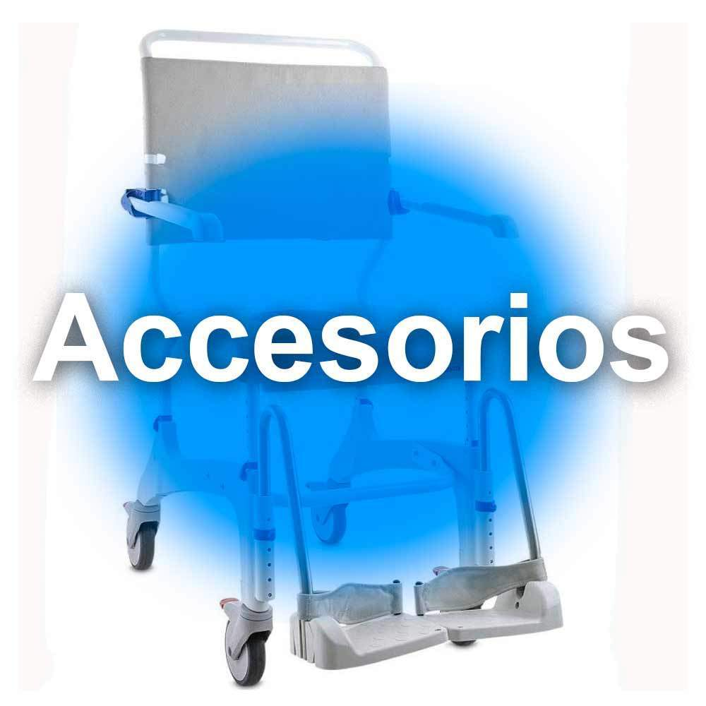 Aquatec Ocean Accessories - Shower Chair - Aquatec Ocean is a complete range of shower chairs to meet all the needs of both patients and  Caregivers. It offers the right model for all needs.