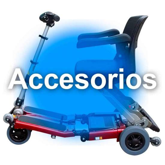 Accesorios Scooter eléctrico Luggie Elite - Accesorios Scooter electríco Luggie Elite