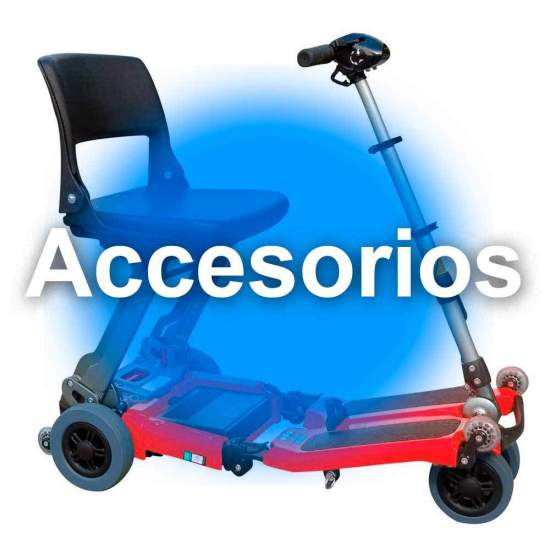 Accessories for scooter Luggie Eco