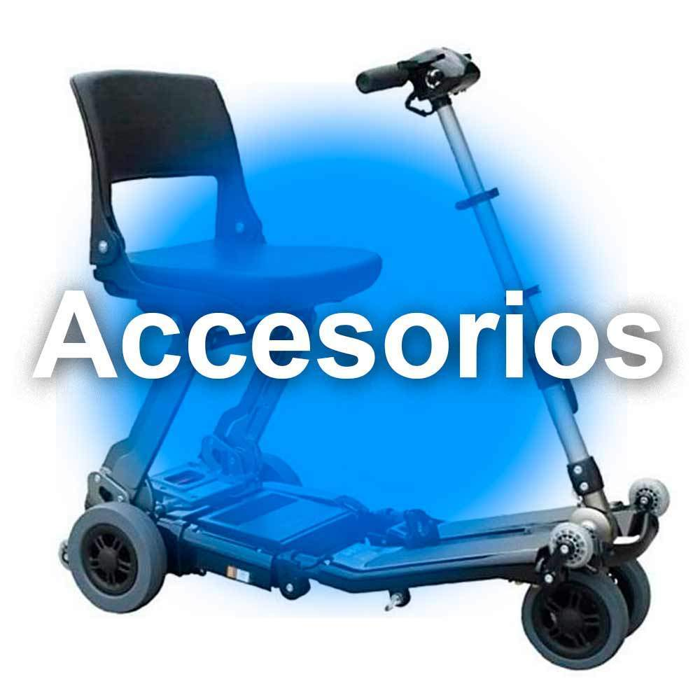 Accesorios Scooter Luggie Standard - Accesorios Scooter Luggie Standard