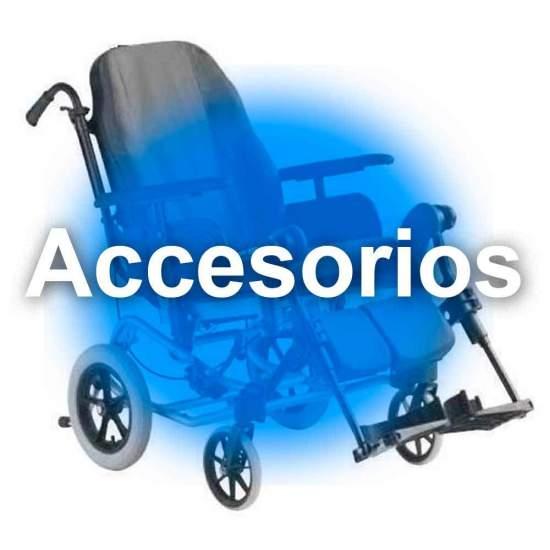 Accesorios Silla Rea Clematis - Lasilla Rea Clematis es una Silla de Ruedas Basculante y Reclinable para Posicionamientofiable que ofrece un excelente confort.