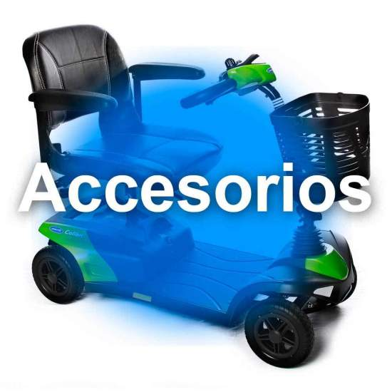 Invacare scooter Accessori Colibri - Invacare accessori Colibri