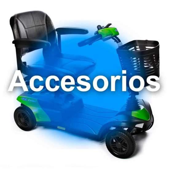 Accesorios Scooter Invacare Colibri - Accesorios Invacare Colibri