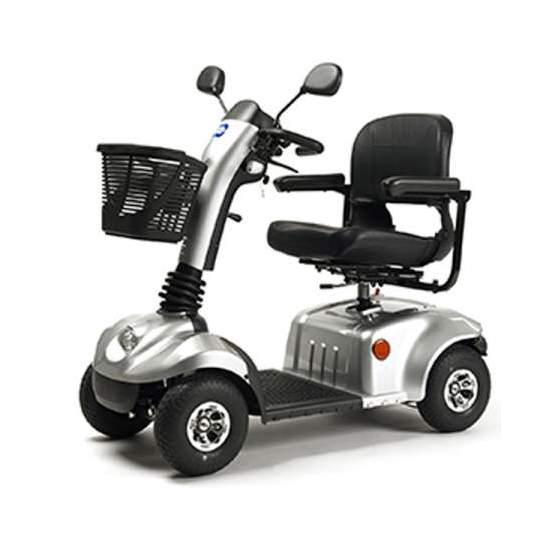 Scooter electrico Eris - Scooter Eris compacto de 4 ruedas para exteriores y de gran versatilidad