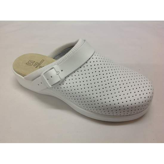 ZUECOS SUPER COMODOS MODELO PILAR - Super comfortable clogs with strip folding model Pilar