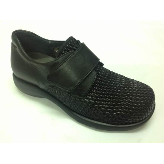COMFORTABLE SHOES MODEL TEMPLATE honeycomb 1301 - Comfortable shoes 1301 Template honeycomb model