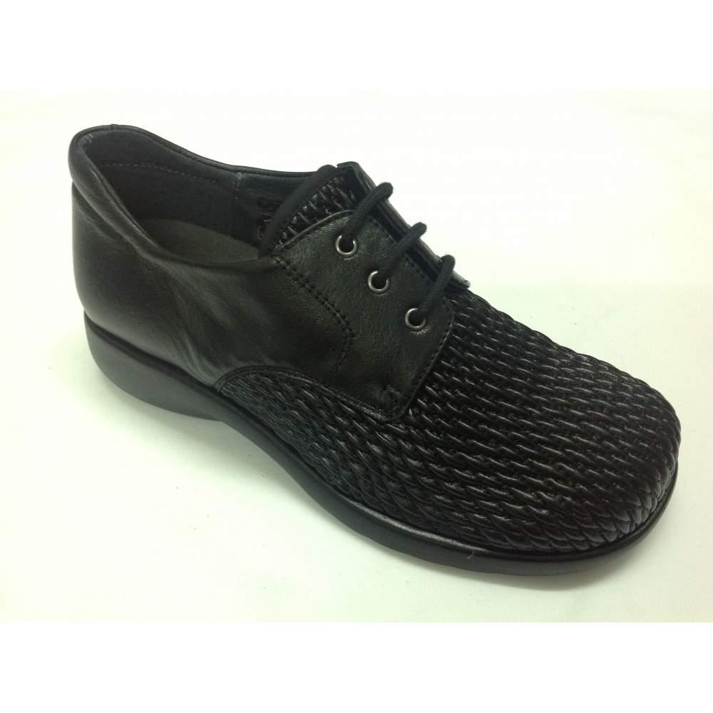 Sapatos confortáveis MODEL MODELO favo 1302 - Como modelar modelos de calçados 1302