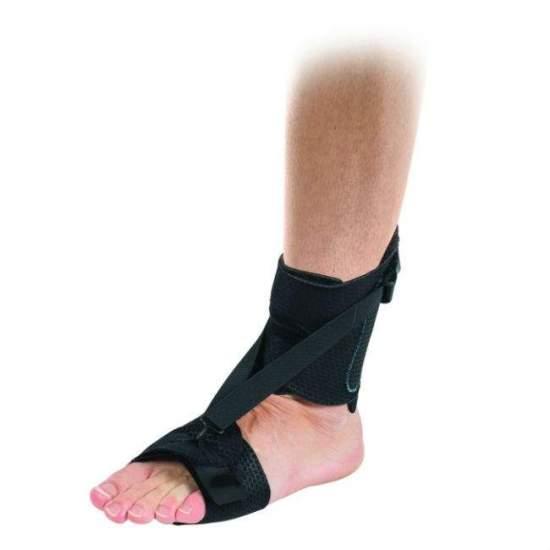 Ortesis antiequino Aircast Podalib - Ortesis antiequino Aircast Podalib con un diseño ligero y discreto y disponible en varios tamaños. Apto para cualquier tipo de calzado. Tan fácil de colocar que puede hacerse con una sola mano. Ortesis antiequino indicada para aquellas...
