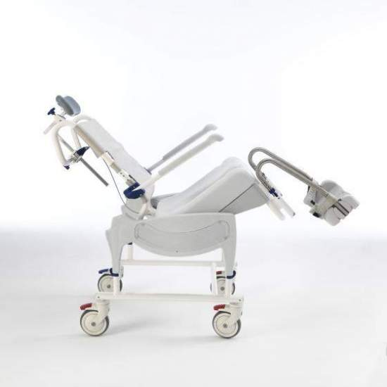 Ocean VIP Ergo and Dual shower chair - Aquatec Ocean VIP Ergo and Ocean Dual VIP Ergothey are modular odorless shower chairs with tilt designed to suit different people with specific postural needs. These two models have a seat tilt from -5 ° to 40 ° , while Ocean Dual VIP...