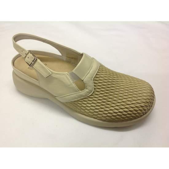 Chaussure confortable MODÈLE D'ABEILLES MODEL 1304 - Des chaussures confortables 1304 Template modèle en nid d'abeille