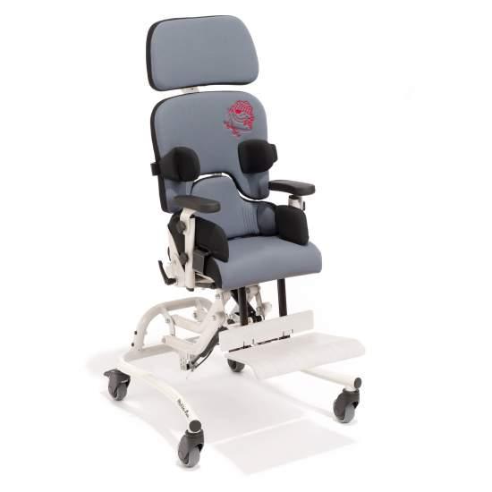 Madita Fun  Silla de Interior - Madita Fun amplía los beneficios de la silla terapéutica Madita, permitiendo que la altura del asiento pueda ajustarse hasta el nivel del suelo. Ésta opción hace que sea mucho más fácil integrar a los niños en el apoyo de aprendizaje...
