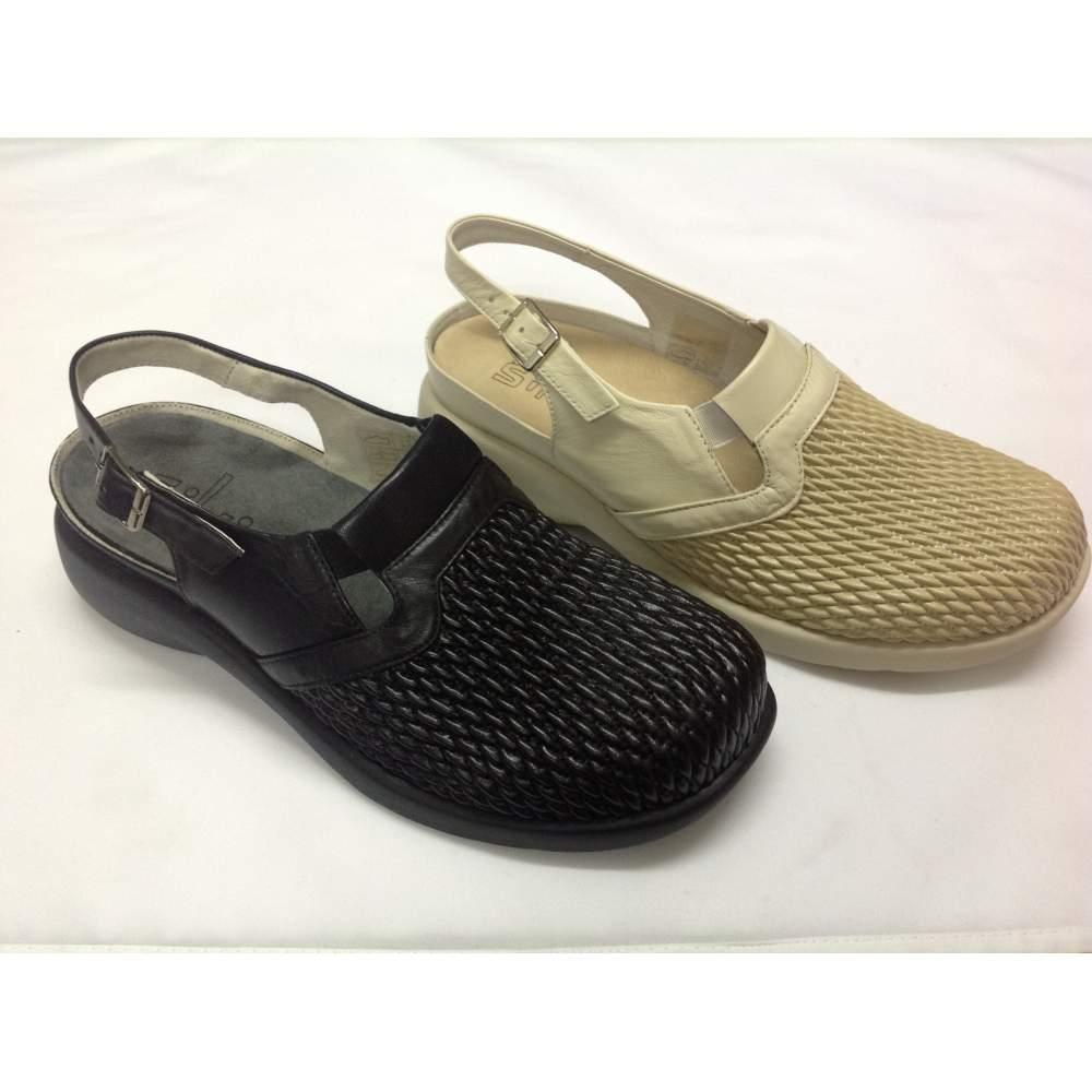 Comfortable Shoe Template Honeycomb Model 1304