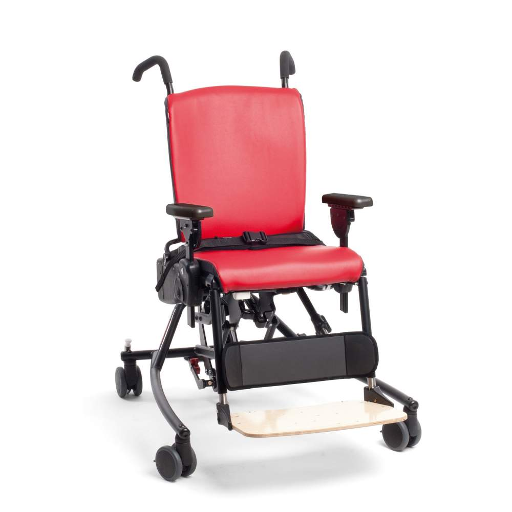 Silla Activity - Activity Chair es una silla para la sedestación activa perfecta para la alimentación, sesiones de logopedia, el aprendizaje activo y para los pacientes con problemas de...