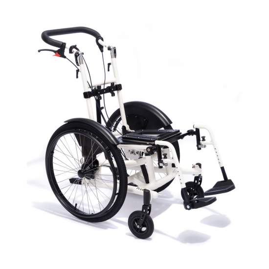 Freddy versatile chassis - The chassis joins Freddy experiences practiced in everyday life with the knowledge of therapy and technology.