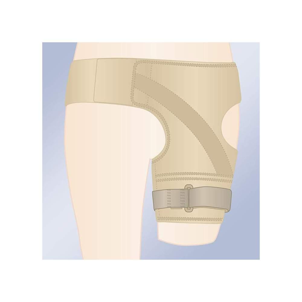 RESTRAINT BELT FEMORAL PROSTHESIS - Suspension femoral belt