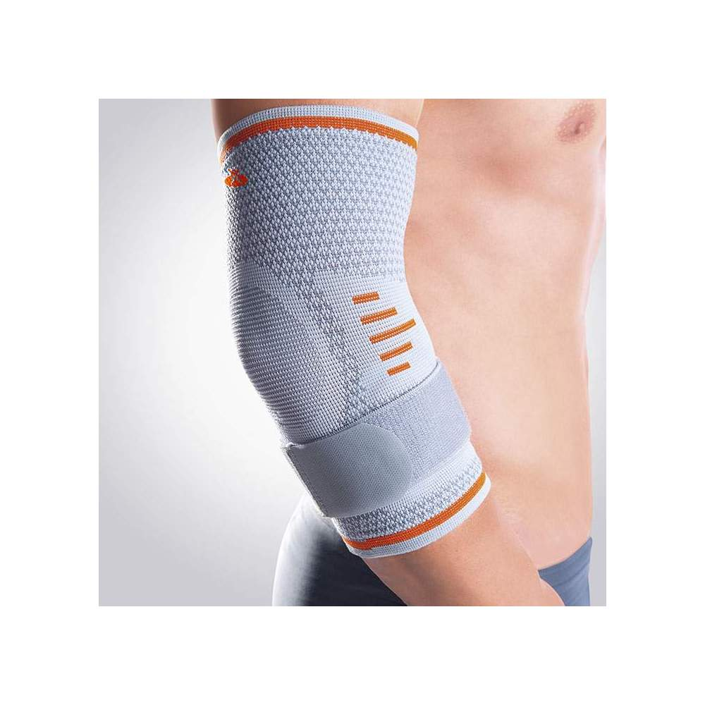CODERA ELASTICA CON GEL PAD -  Realizzato in tessuto elastico traspirante senza cuciture che impedisce fastidiosi attriti; molto resistente e morbido offre maggior comfort e vestibilità anatomica in 3D;...