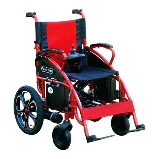 Silla Power Chair Sport Litio - Silla Libercar Power Chair Sport Litio (baterías litio 20Ah). La silla de ruedas eléctrica más competitiva del mercado en su versión Sport Litio.
