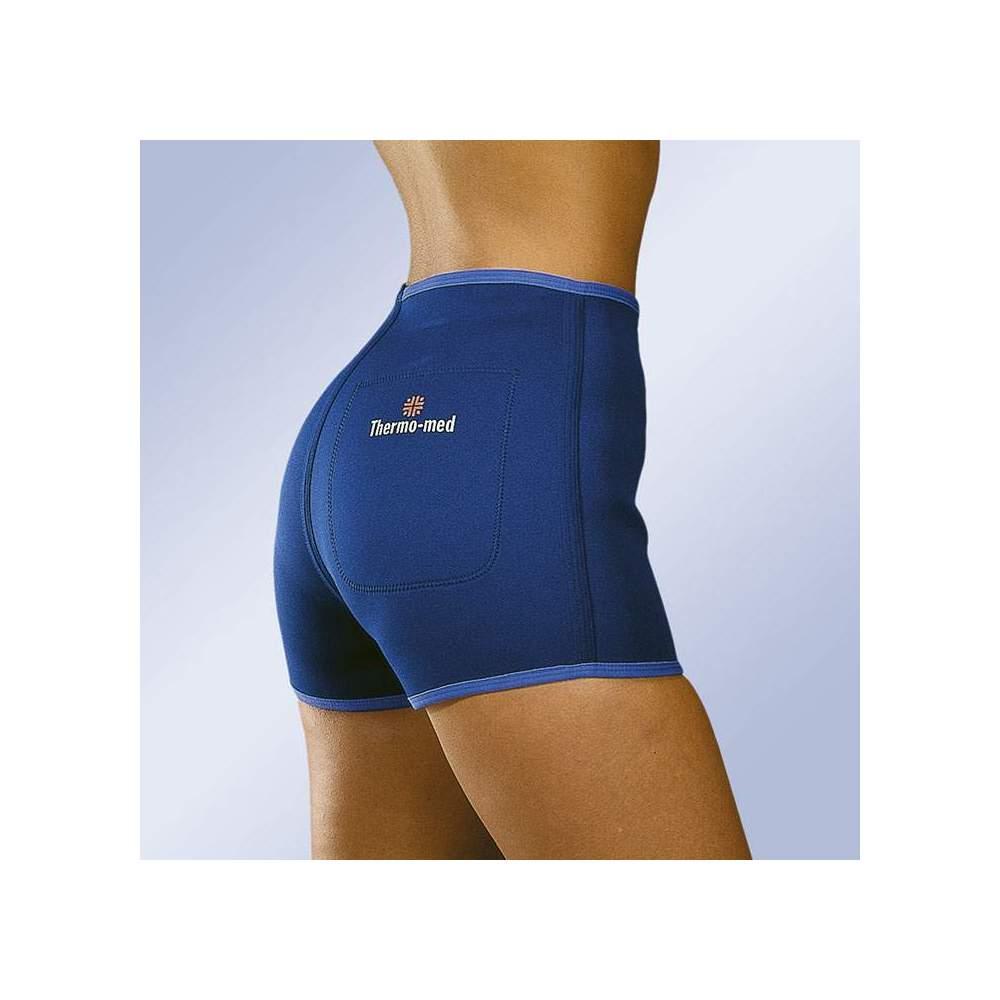 PANTALON NEOPRENE 4702 COURT -  Pantalon en néoprène de 2 mm. idéal pour le sport. Sans fermetures, il s'agit d'un modèle court de matériau élastique qui permet de s'adapter à toute anatomie.
