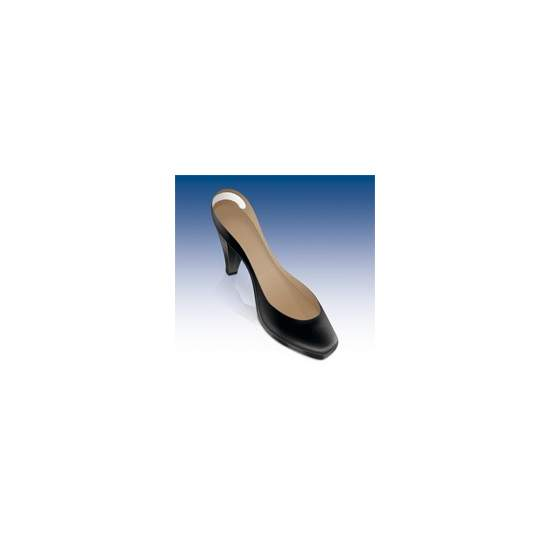 HEEL PROTECTOR STICKER (sockettes) PS-21 - Prevents friction and pressure, avoiding rubbing the edge of the shoe. Washable, durable and hypoallergenic.