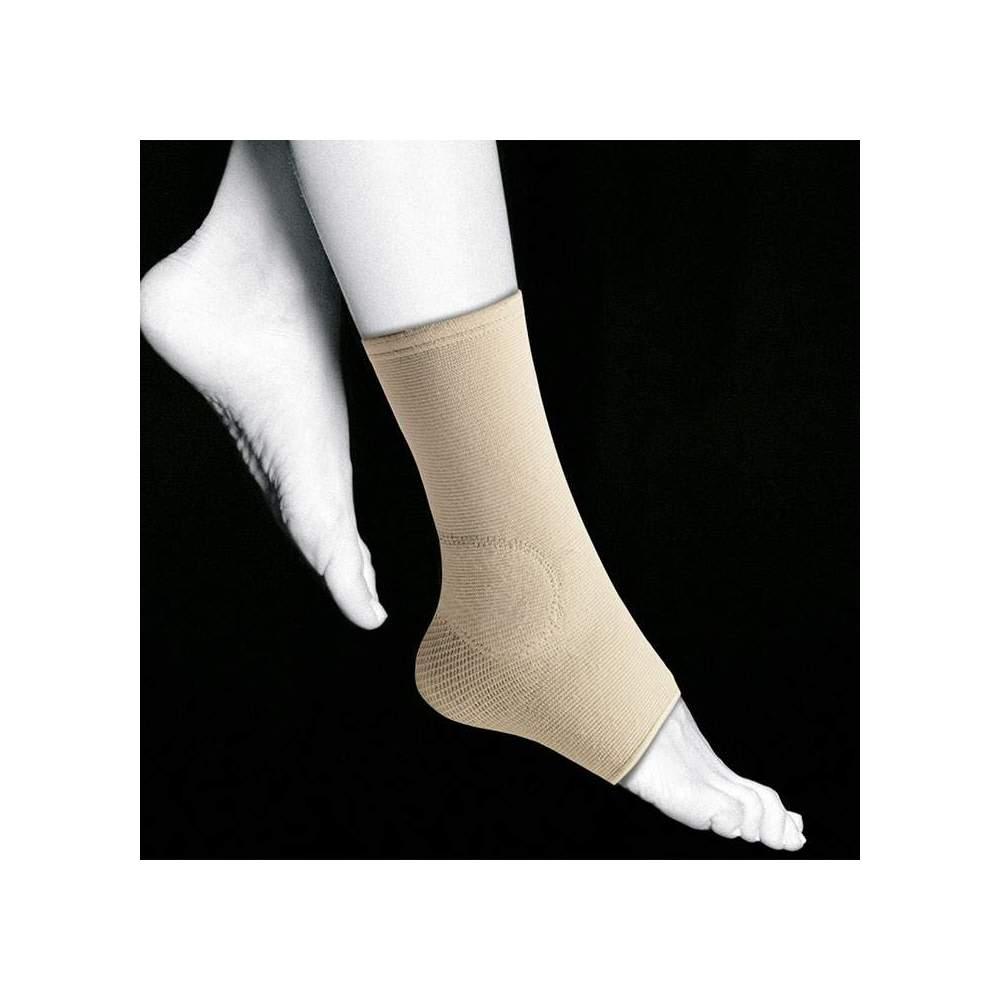 TORNOZELO ELÁSTICO -  Linha elástica respirável feita de tecido elástico muito resistente e macio, que confere maior conforto ao vestuário. Este tecido oferece compressão e flexibilidade em 4...
