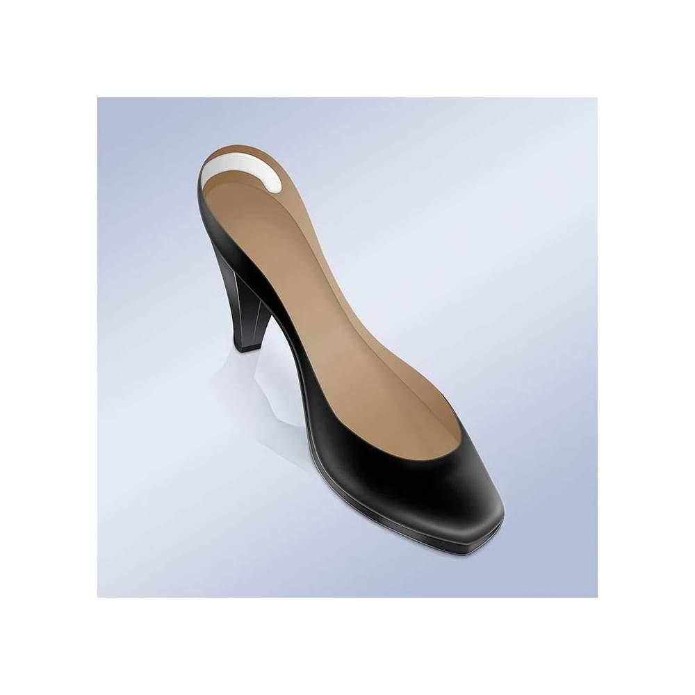 PROTETOR ADESIVO DE SALÃO (SALVAMEDIAS) PS-21 -  Evita atrito e pressão, evitando esfregar a borda do sapato. Lavável, durável e hipoalergênico. O protetor não é esmagado, como é o caso das espumas. Ultrafino e auto-adesivo...