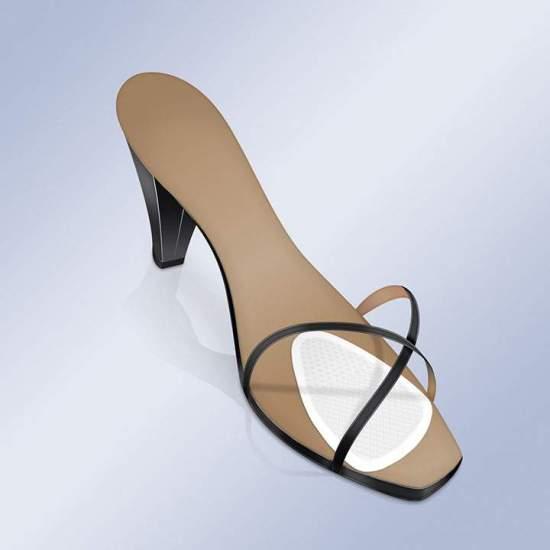 MINI PADS ADHÉSIFS INVISIBLES D'ANTEPIE EN GEL PS-19 - Les mini-coussins Gel avant-pied SOFY-PLANT MINI FIX sont conçus pour apporter confort et soulagement à l'avant-pied. Ils empêchent la formation de durillons et de durillons. Soulagement de la douleur des pieds fatigués Fournit un...