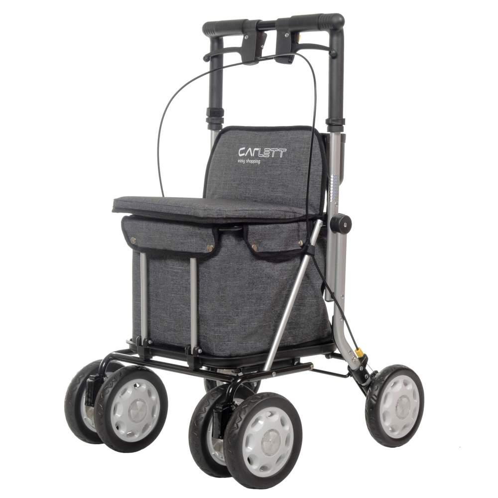 Andador Lett900 - Un caminador andador elegante con capacidad para comprar