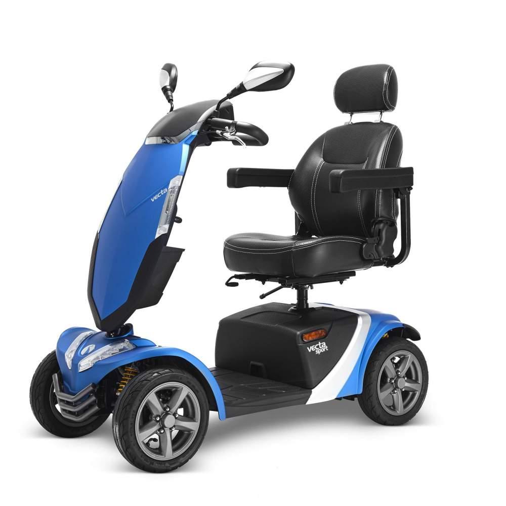 Scooter Vecta Sport - Les presentamos el modelo Vecta Sport, un scooter nuevo y revolucionario que combina un diseño de última generación con la última tecnología para ofrecer un scooter que no sólo...
