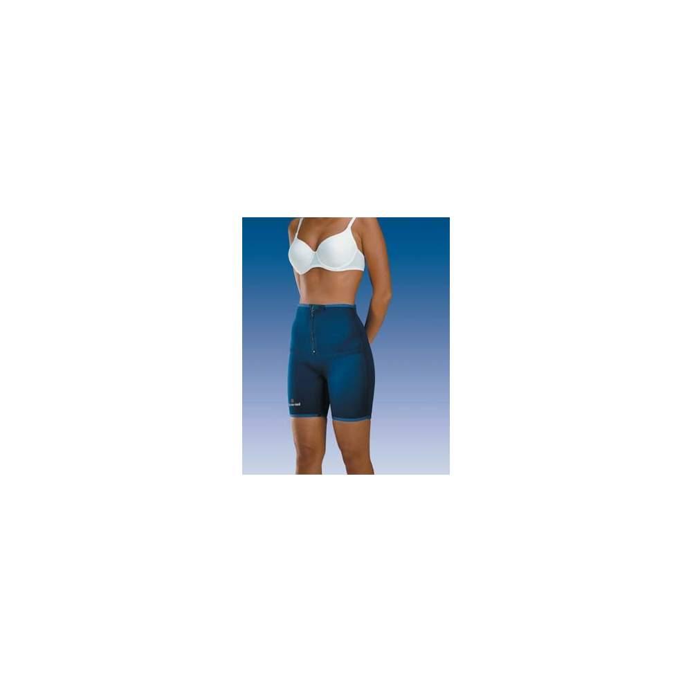 NEOPRENE CALÇAS meia altura 4700 - Calças feitas de dois milímetros de neoprene ideal para o esporte ter uma toalha de algodão forro interior macio absorve o suor
