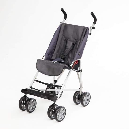 Silla Paraguas Infantil - Especialmente creada para niños con movilidad reducida. La silla paraguas, ha sido diseñada para responder a las necesidades de movilidad, y en especial para recorridos cortos, como ayuda a los padres.