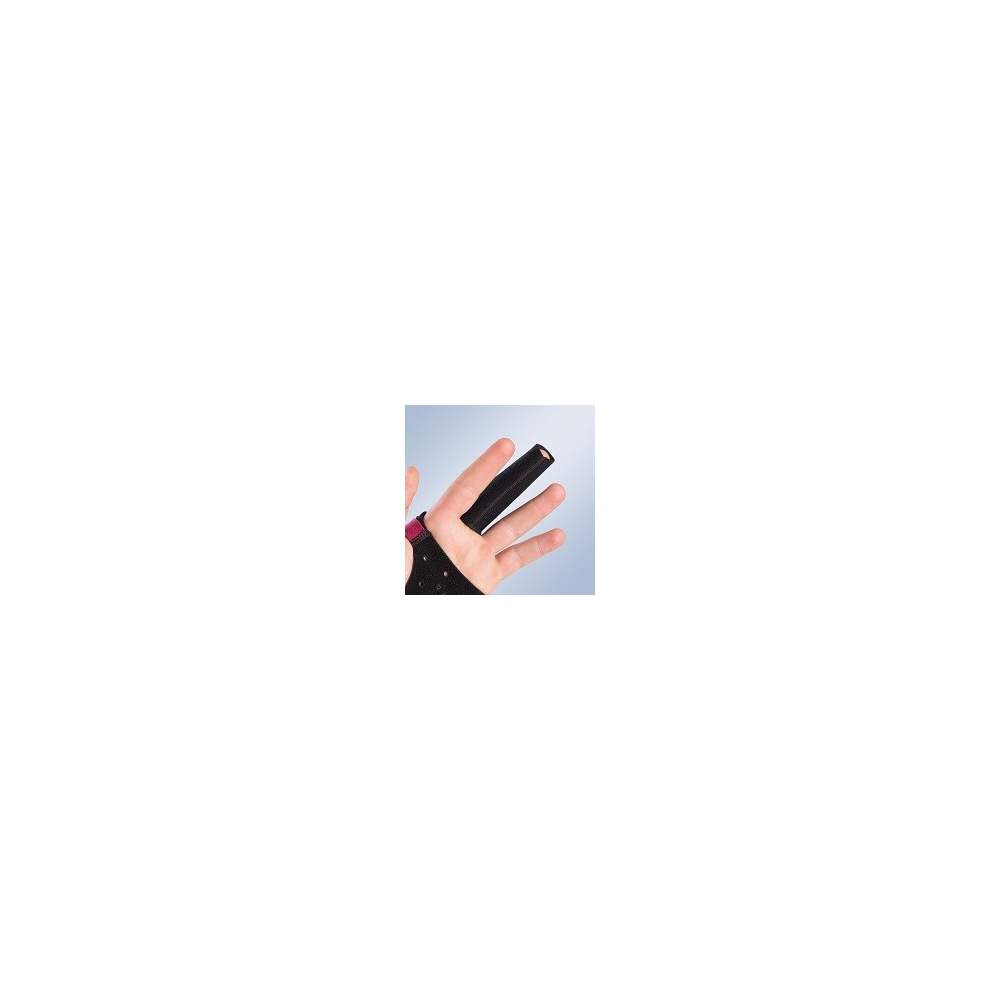 CLOSED FINGER SPLINT FRD10 - Closed splint for glove fingers M710 immobilizer. Be ordered individually by size.