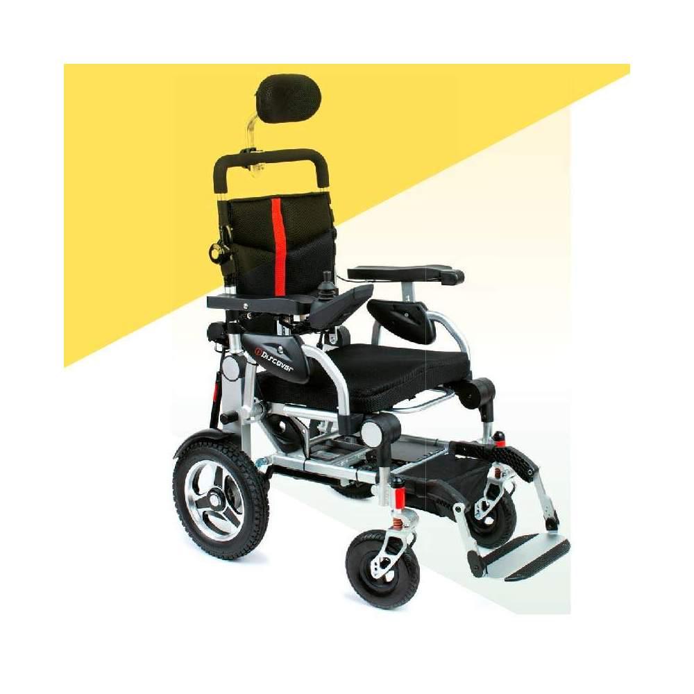 Silla de ruedas I-Discover plegable - Te presentamos la silla I-DISCOVER de Apex. La NUEVA silla plegable ultraligera que se adapta a cada usuario gracias a sus novedosas funcionalidades.