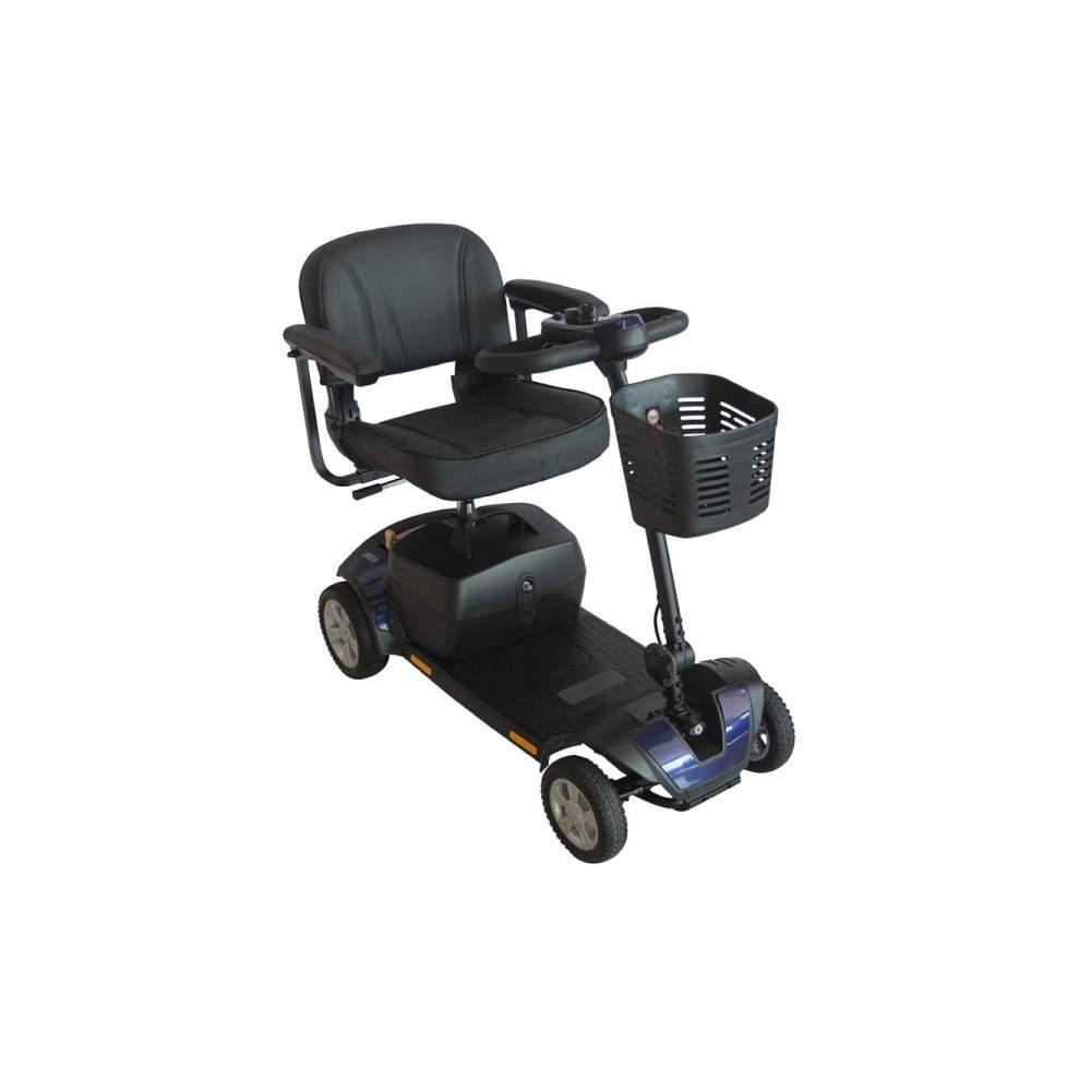 Scooter IBIZA Desmontable y Plegable - El scooter eléctrico IBIZA pertenece a la gama de scooters pequeños con cuatro ruedas. Dispone de un diseño elegante y funcional que permite al usuario recorrer grandes...