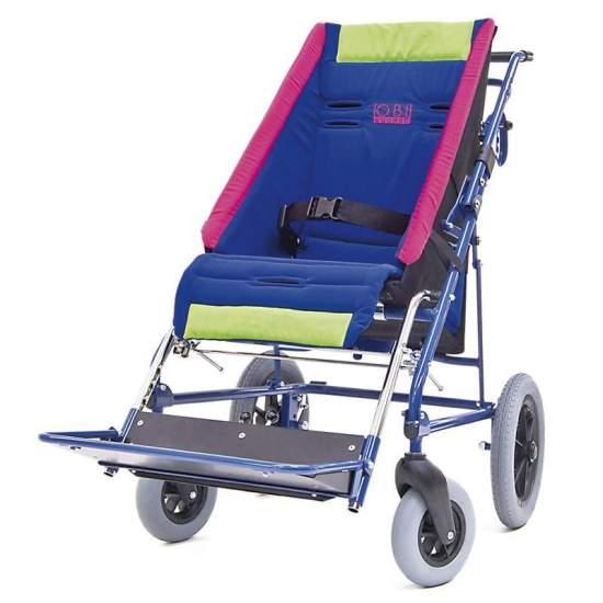 Obi en fauteuil roulant - Buggy