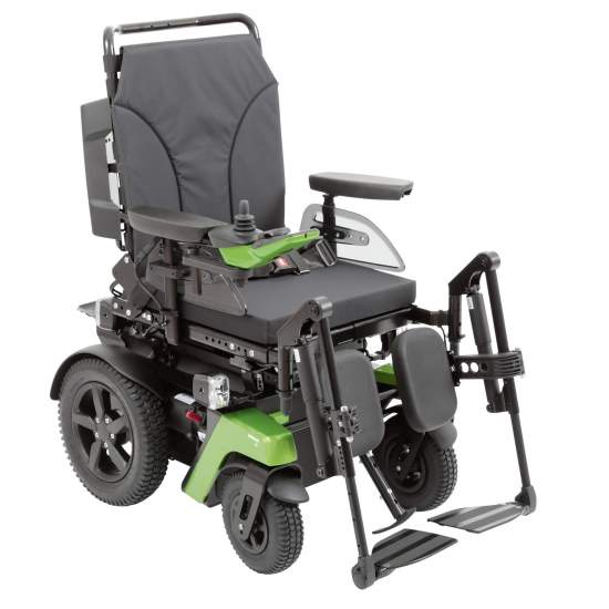 Electronic wheelchair -...