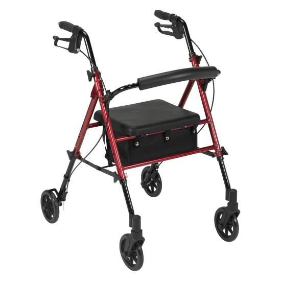 Rolator adjustable seat Hi Low AD152