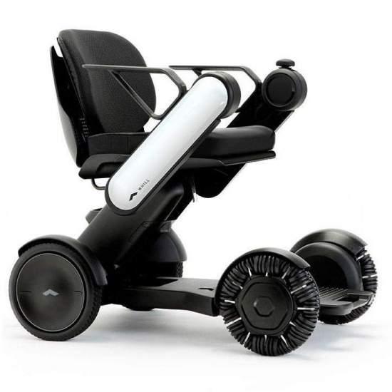 Cadeira de Rodas Elétrica...