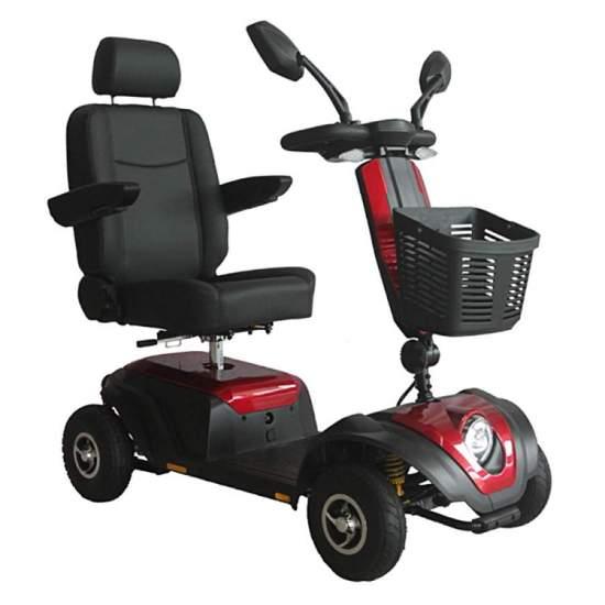 Scooter Mallorka de TotalCare