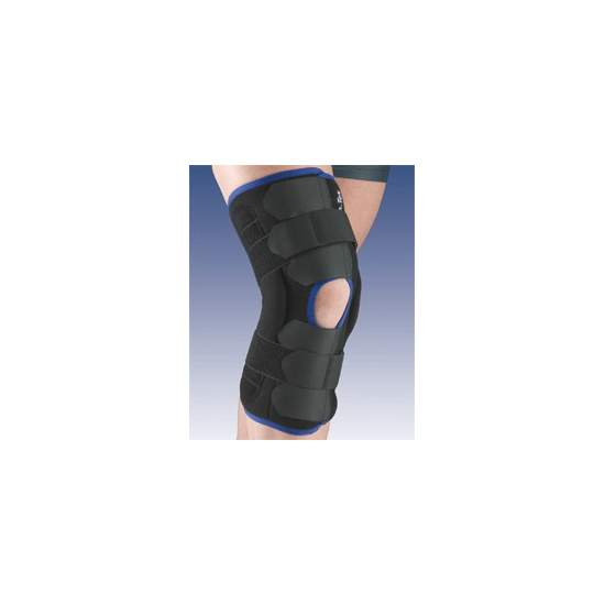 TRICAPA BREATHABLE KNEE WITH BALL OPEN METAL STRIP WITH 7104-A polycentric joints