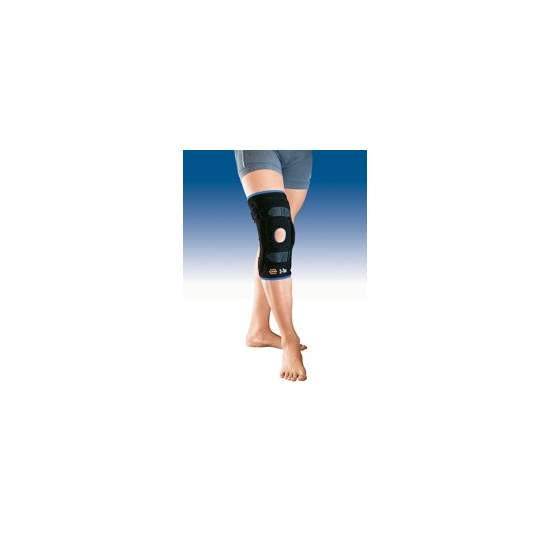 BREATHABLE PADDED KNEE PATELLA TRICAPA 7104