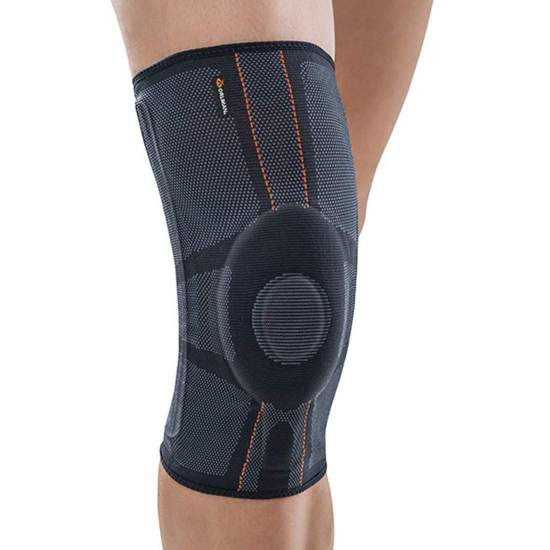 Elastic knee brace with strapping Orliman TGO480 Therago