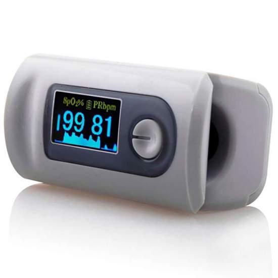 Pulse oximeter to measure...