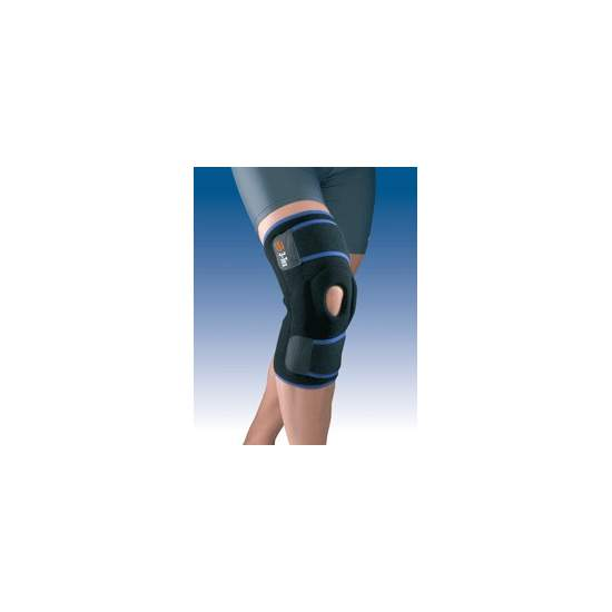 KNEE WRAP WITH polycentric joints 7120