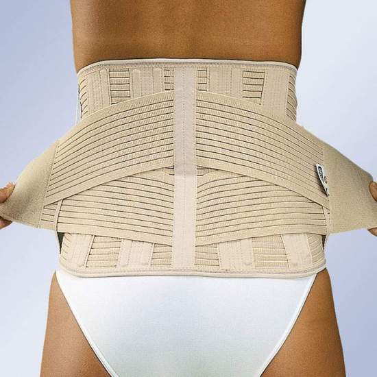 SCROLUMBAR BELT LT-303