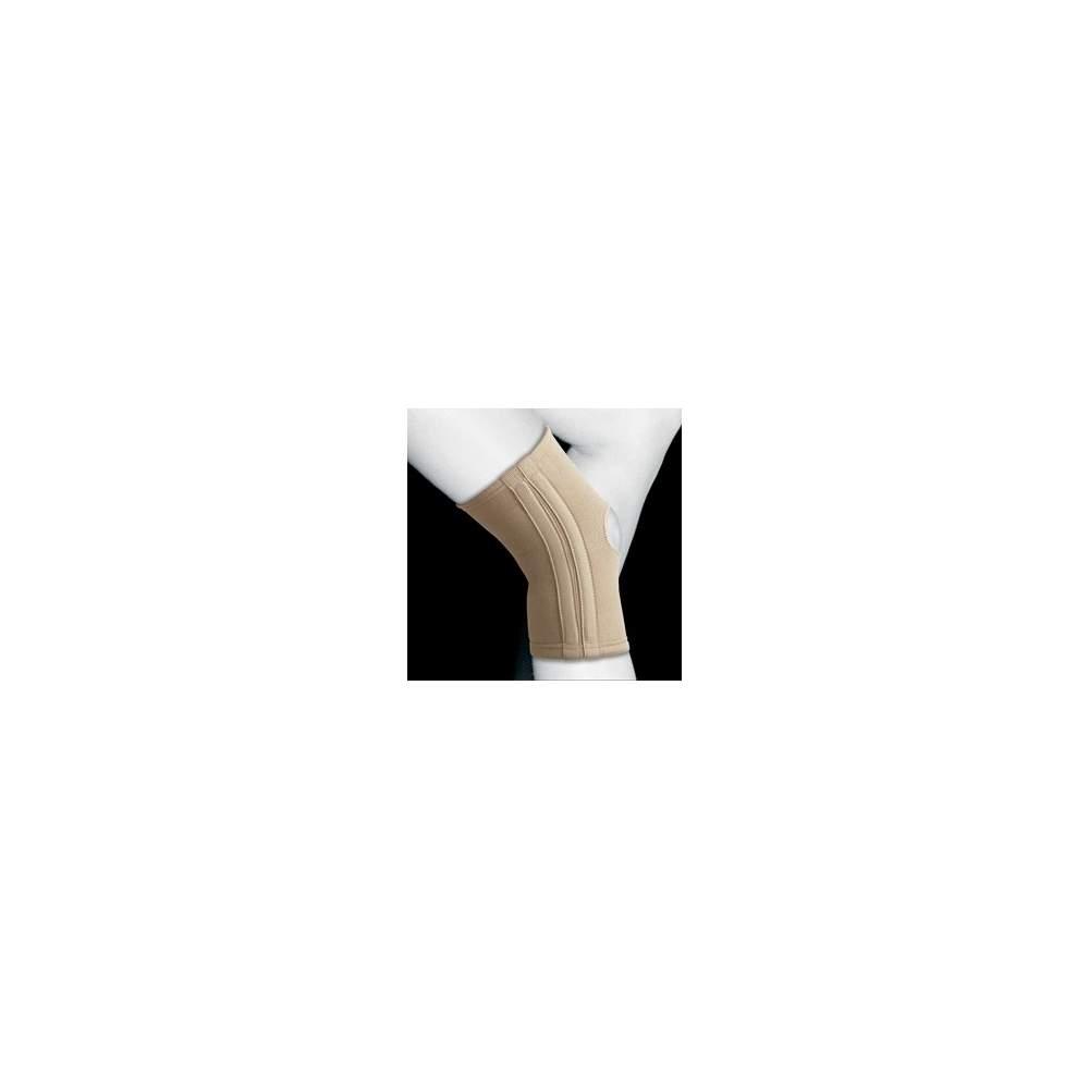 KNEE bande élastique TN-211 - Ligne fabriqué à partir de tissu respirant extensible élastique très résistant et souple, ce qui donne plus de vêtements de confort.