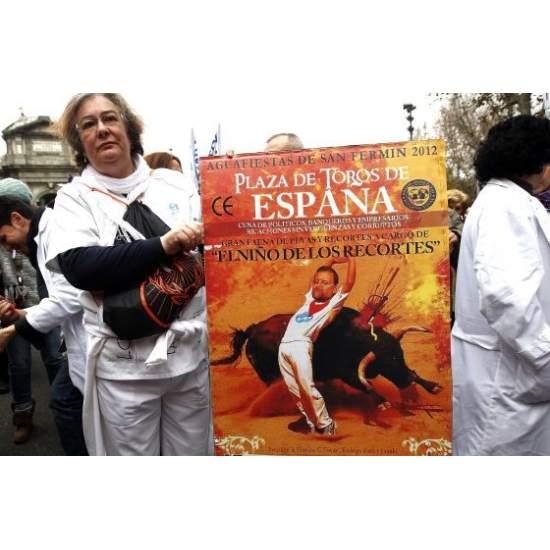 LAS CCAA ACELERAN LOS RECORTES EN 2013 POR LA CAIDA DE INGRESOS