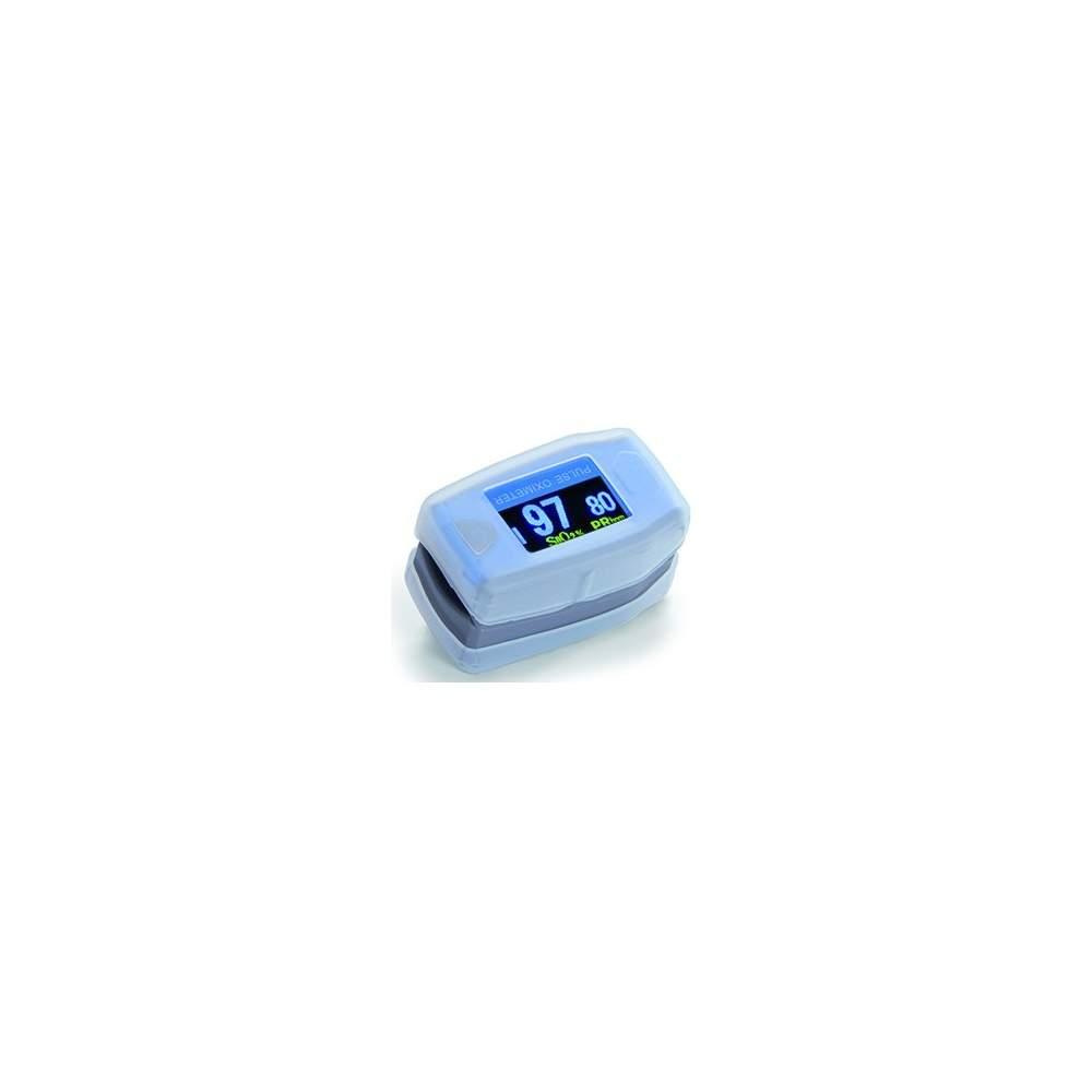 Polpastrello ossimetro pletismografica forma d'onda con PEDIATRICA - Saluto pulsossimetro con pediatrica