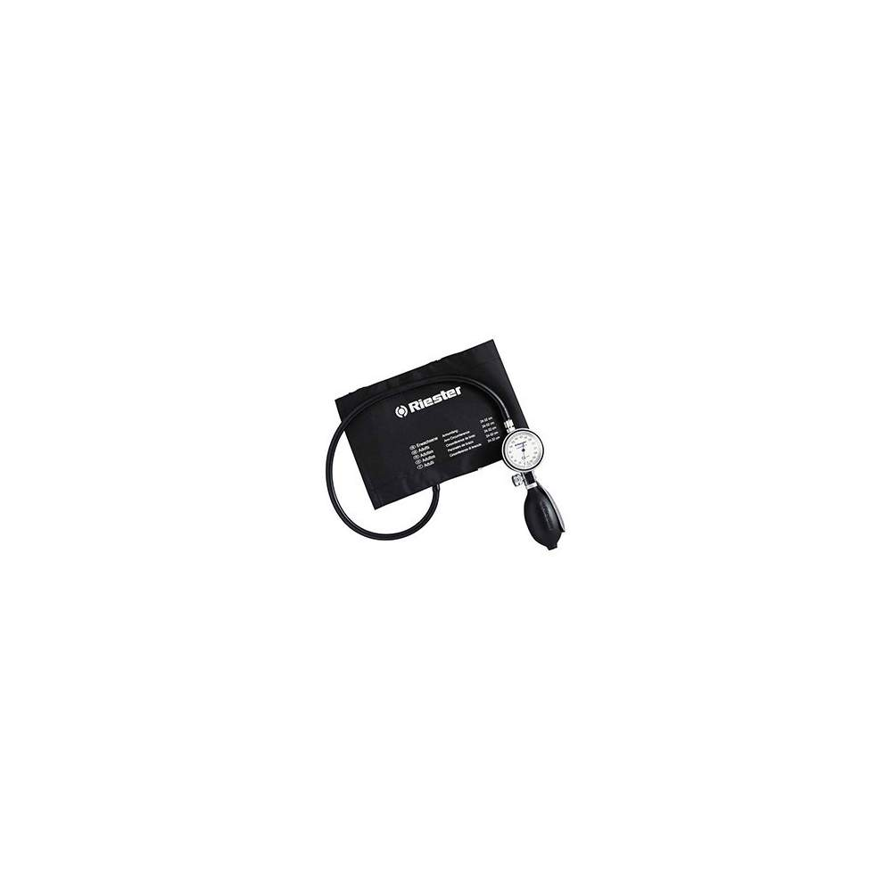 BLOOD PRESSURE CUFF WITH ADULT ANEROID. - Aneroid sphygmomanometer with cuff