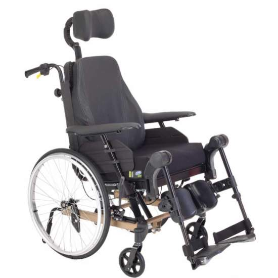 Rea Clematis Pro, Invacare positioning wheelchair